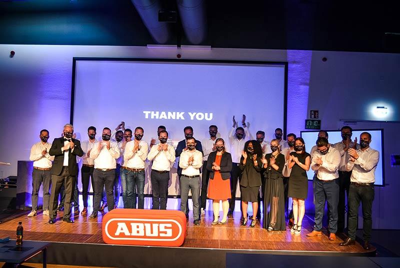 Digitales Sales Meeting von ABUS wurde zum virtuellen Erfolg