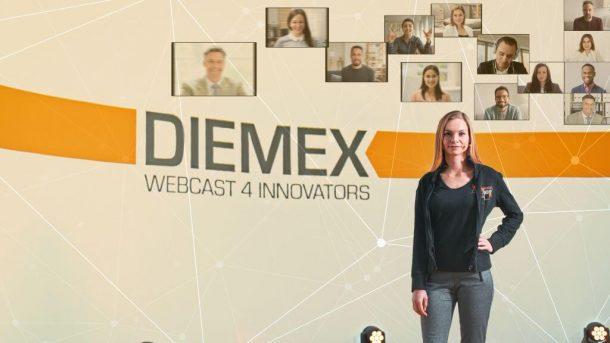 Denise Bentler Livestream DIEMEX