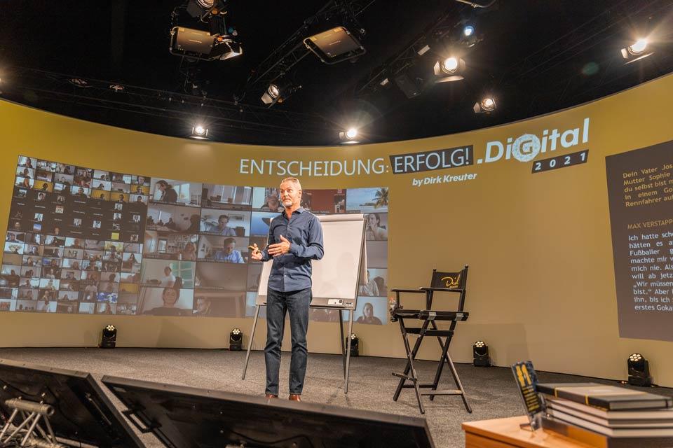 Dirk Kreuter Entscheidung Erfolg digital